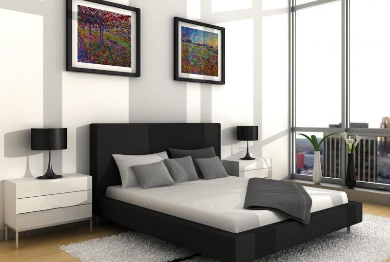 Дизайн спальни 12 кв.м