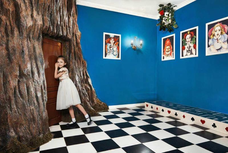 Эффектный дизайн детской: как превратить старую мебель в настоящую сказку?