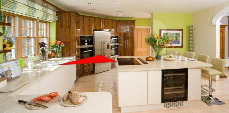 Секрет удобной кухни: что такое правило рабочего треугольника?