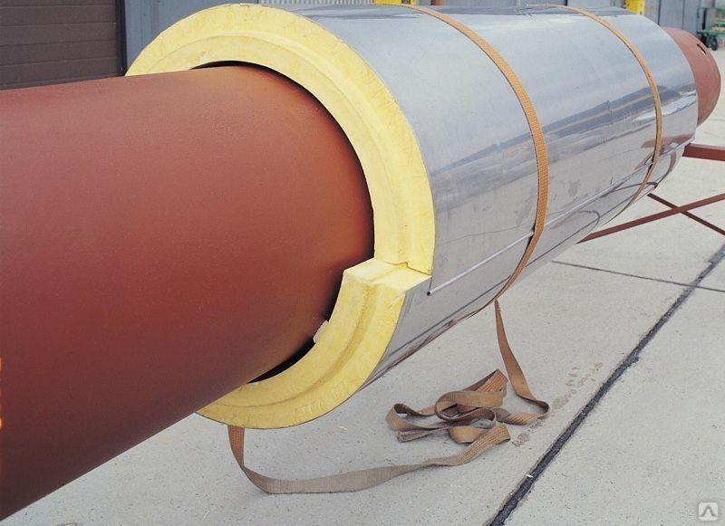 Конденсат и трубы из стали