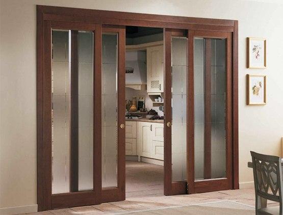 Раздвижные двери: удобство и функциональность