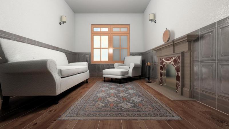 Современные синтетические ковры