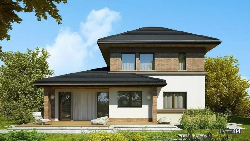Готовые проекты домов адаптированные к климату Беларуси