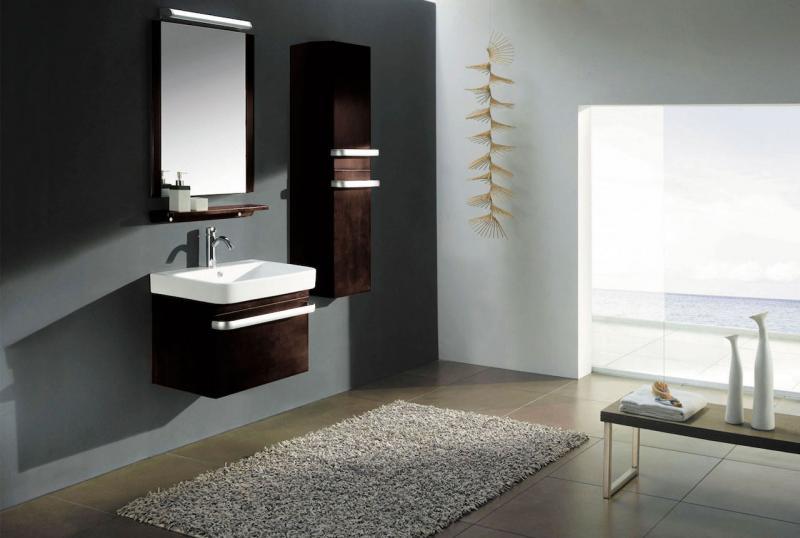 Мебель для дизайн ванной комнаты