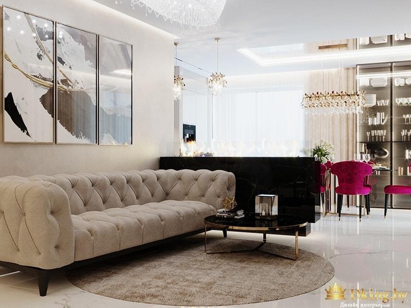 Как сделать дизайнерский ремонт квартиры с минимальными вложениями