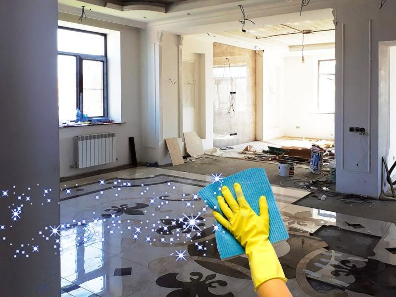 5 советов по уборке после. ремонта