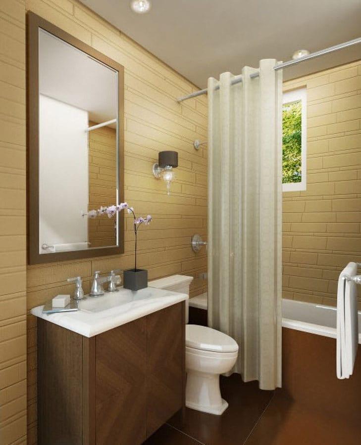 Дизайн ванной комнате