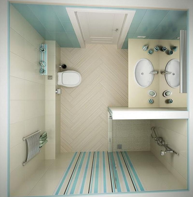 Как спроектировать ванную комнату