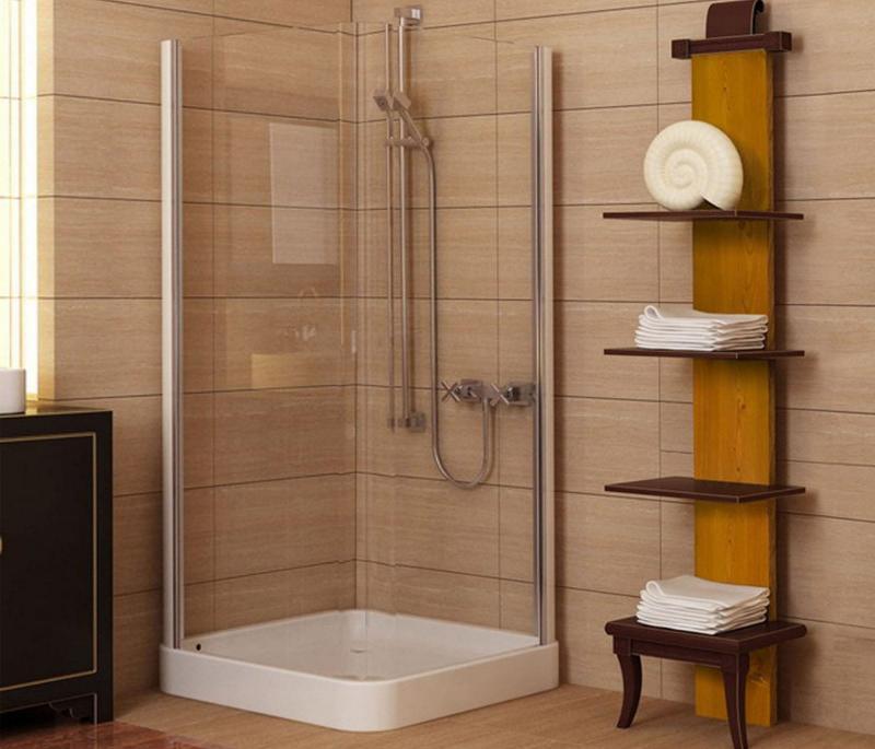 Красивая мебель для ванной комнаты