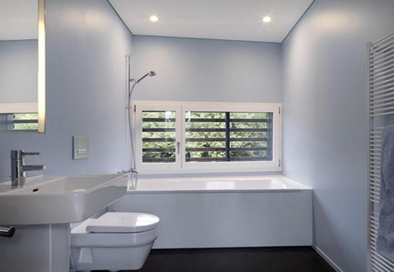 Стильный и функциональный дизайн ванной
