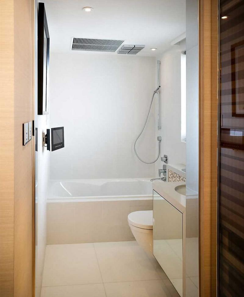 Ремонт ванной комнаты дизайн