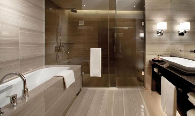 Дизайн ванной комнаты ТОП 100 фото лучших идей для