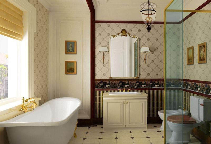 Ванная комната - фото 5