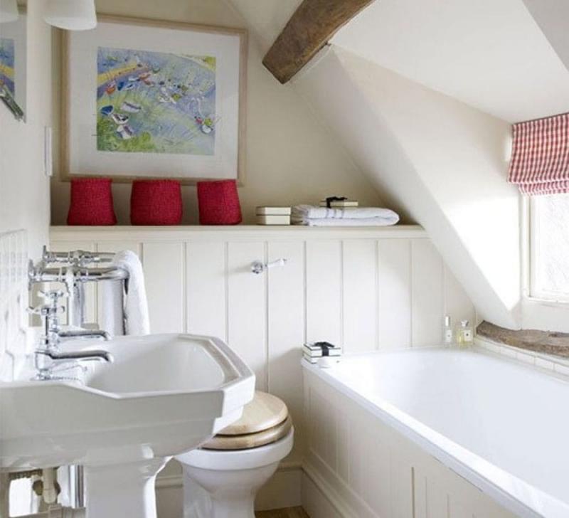 Интерьер ванной 5