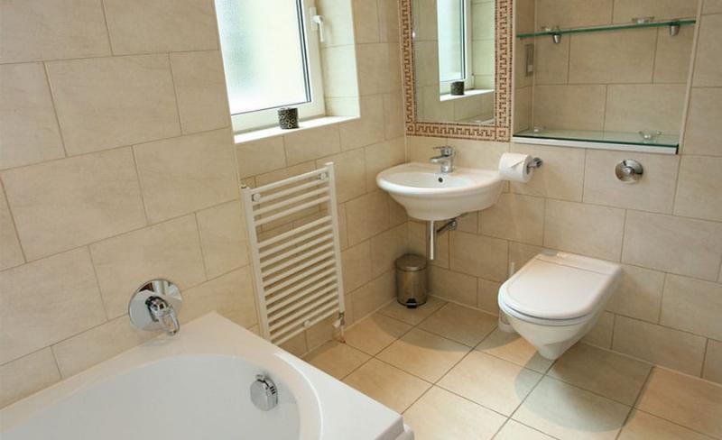 Интерьер ванной 6
