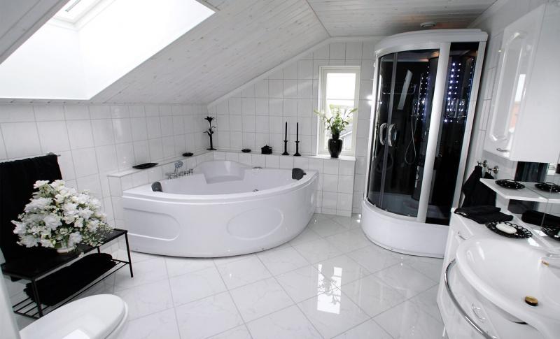 Интерьер ванной 7