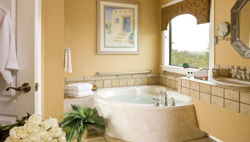 Интерьер ванной 8