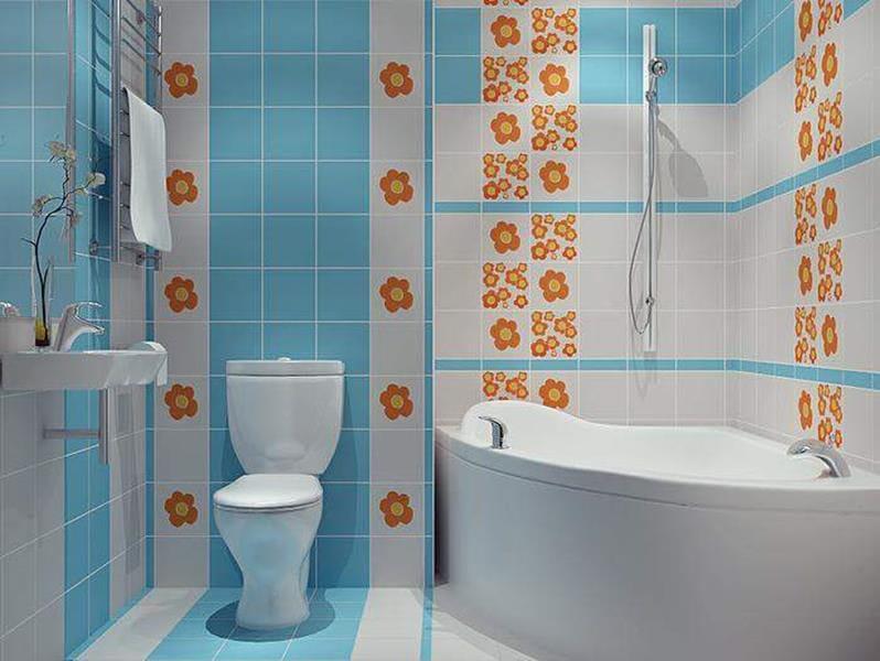 Ремонт в ванной 4