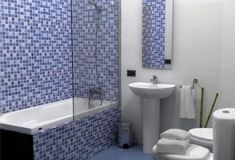 Ремонт в ванной 7