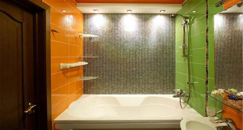 Пример дизайн ванной 1