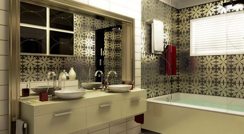 Пример дизайн ванной 4