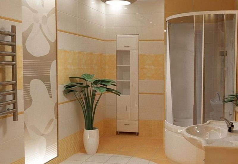Пример дизайн ванной 5