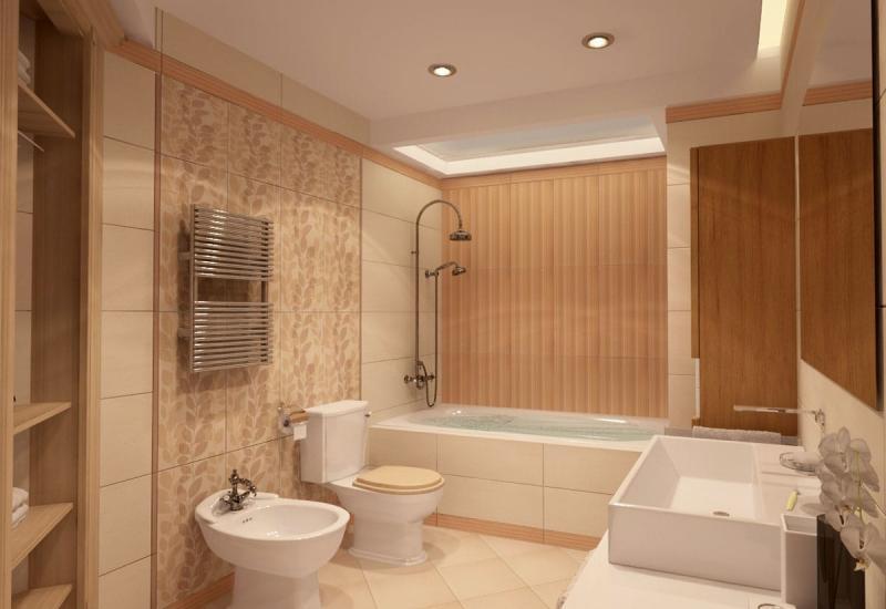 Пример дизайн ванной 7