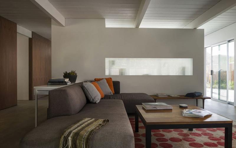 Дизайн гостиной 11