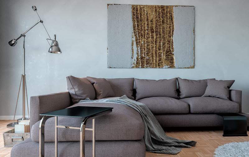 Дизайн гостиной 5