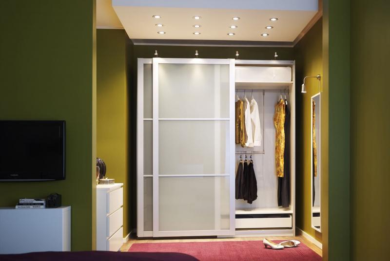 Дизайн интерьера в зеленом цвете - фото 3