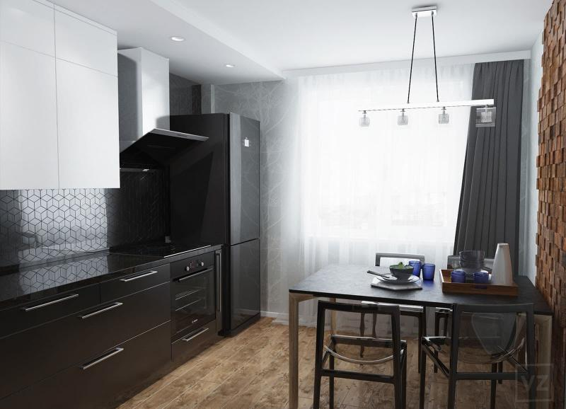 Дизайн кухни 8