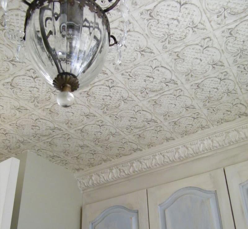 Дизайн потолка 2