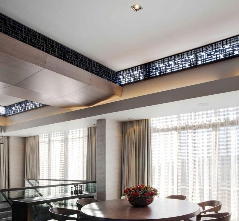 Дизайн потолка 4