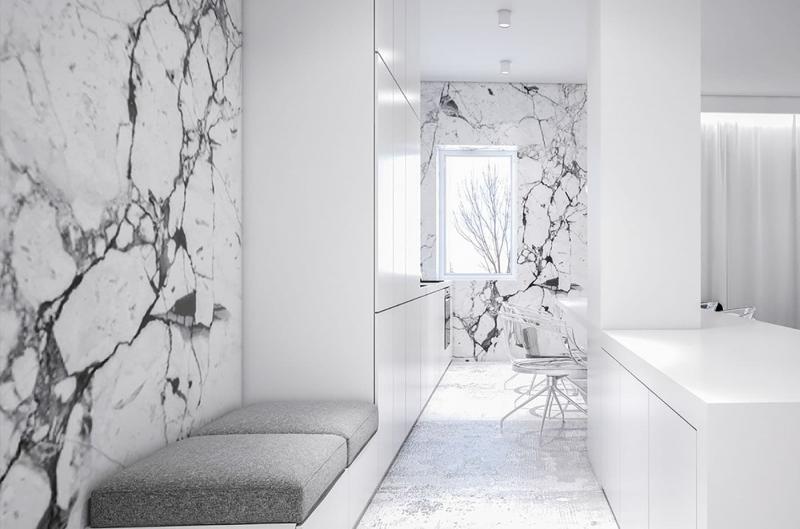 Дизайн стен в интерьере 1