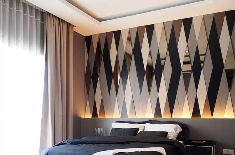 Дизайн стен в интерьере 3