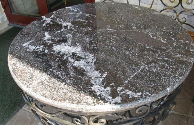 Изделия из камня в интерьере 7