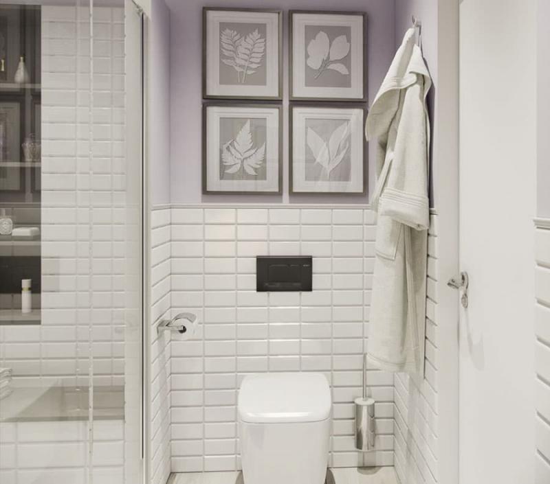 Мебель для ванной 1