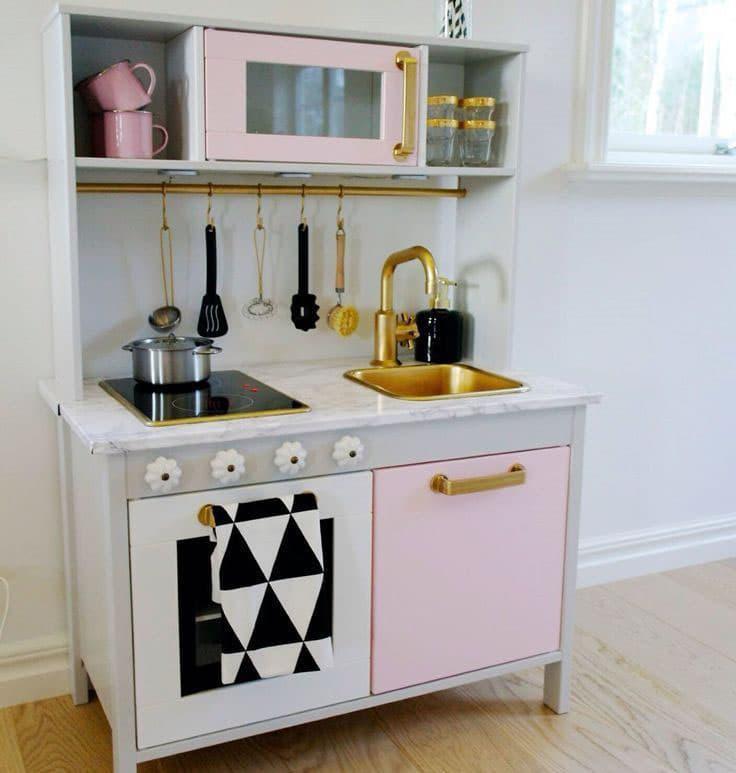 Мини-кухня в интерьере 1