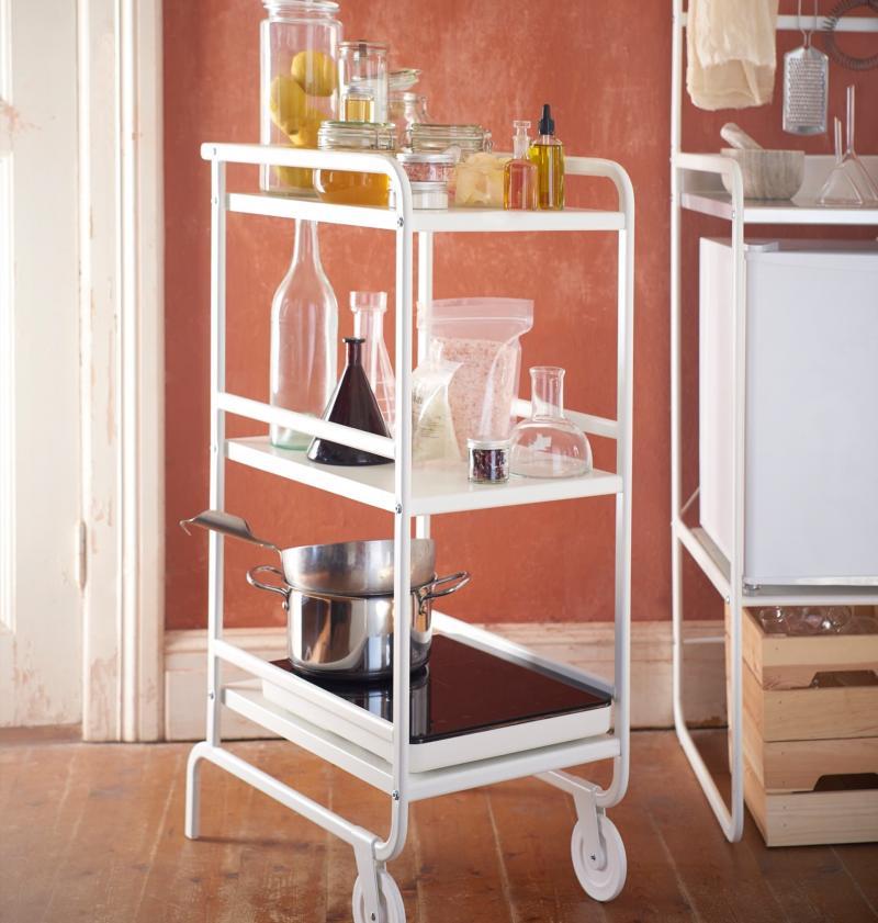 Мини-кухня в интерьере 2