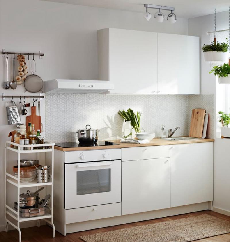 Мини-кухня в интерьере 3