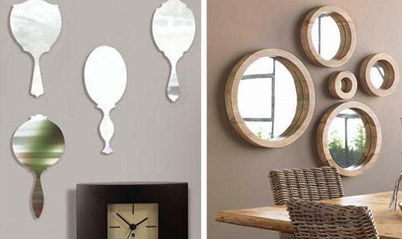 Зеркала в интерьере 1