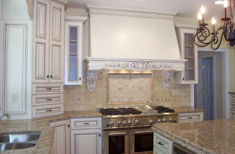 Кухня в прованском стиле 3