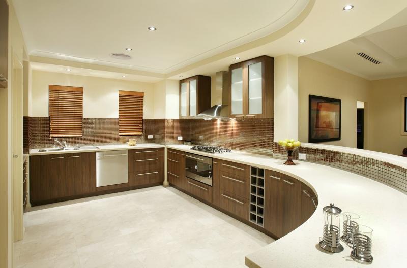 Обустройство кухни 12-14 кв.м 3