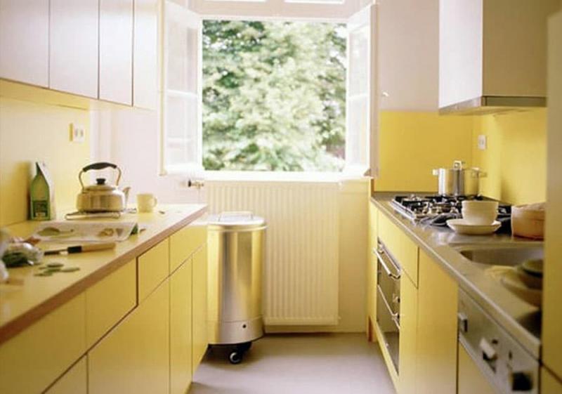 Обустройство кухни 6 кв.м. 8