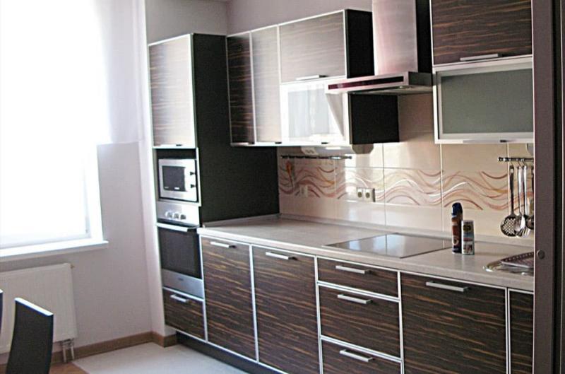 Обустройство кухни 8 кв.м 8