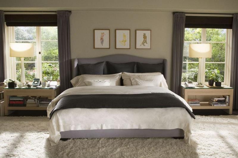 Отпуск по обмену (спальня в современном стиле) 1