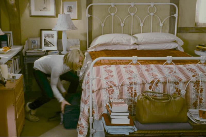 Отпуск по обмену (спальня в стиле кантри) 2