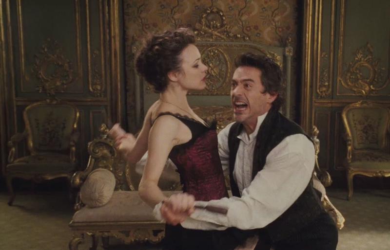 Шерлок Холмс (спальня в стиле барокко) 2