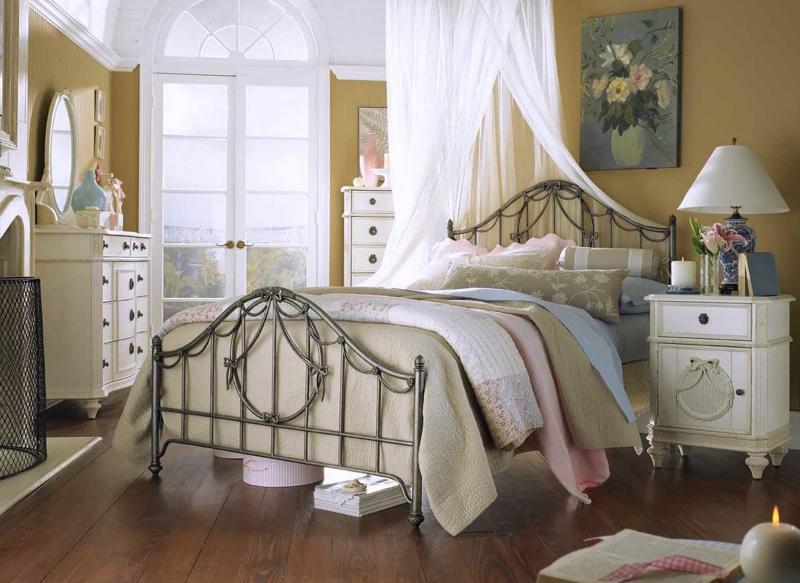 Спальня в прованском стиле 3