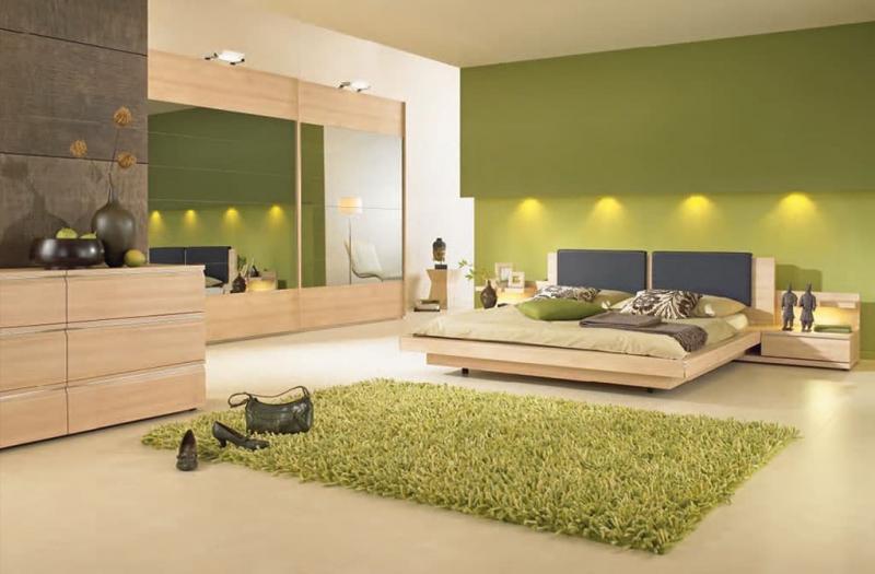 Спальня в современном стиле 1